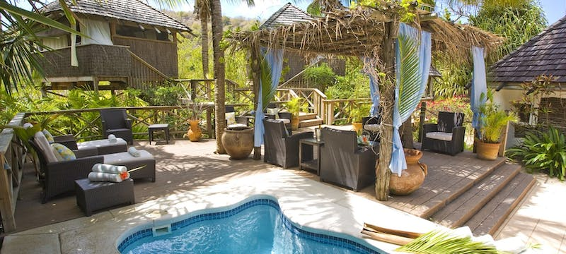 Indulgent spa within Galley Bay Resort & Spa, Antigua