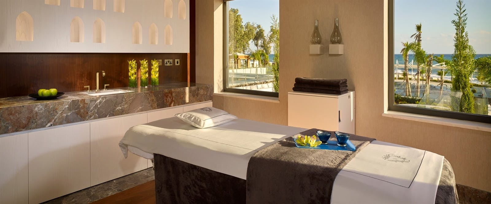 Kalloni Spa Treatment at Parklane, a Luxury Collection Resort & Spa, Limassol, Cyprus