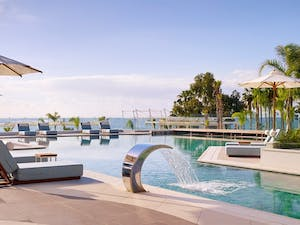 Adults-only Pool at Parklane, a Luxury Collection Resort & Spa, Cyprus