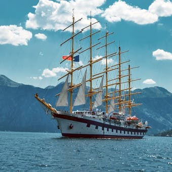 Star Clippers Indonesia Voyage
