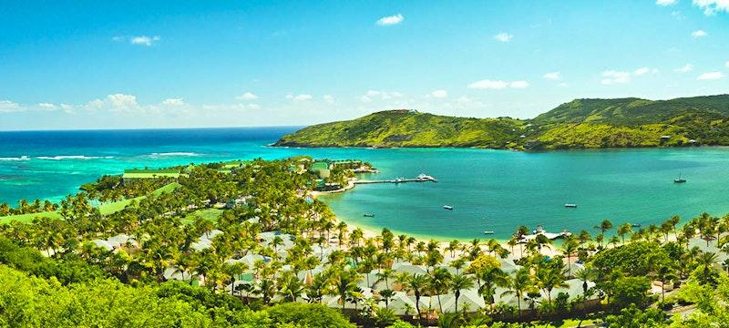 Coco Beach at St James's Club & Villas, Antigua