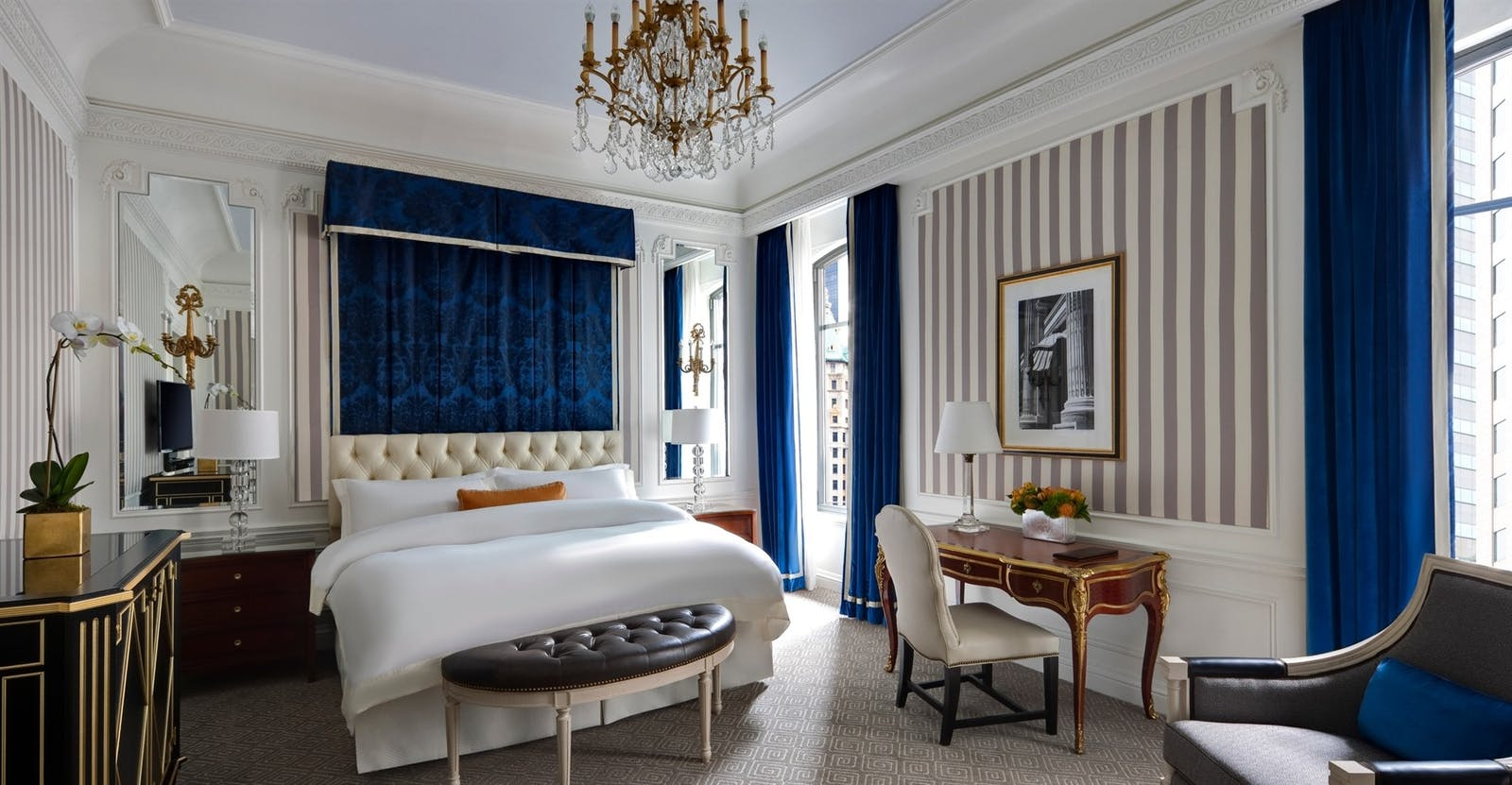 grand luxe king at the st regis new york