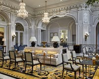 Caelum Bar at St. Regis Grand Hotel, Rome, Italy