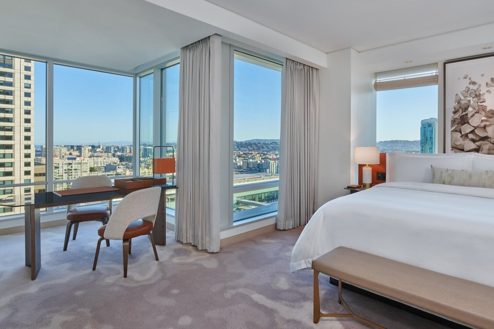king executive premiere guest room at st regis san francisco