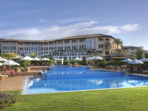 Exterior of The St Regis Mardavall Mallorca Resort, Spain