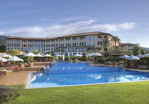 Exterior of The St Regis Mardavall Mallorca Resort