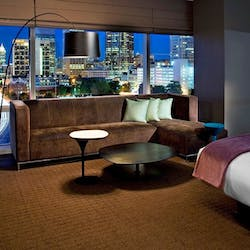 Studio Suite at W Atlanta Downtown, Georgia