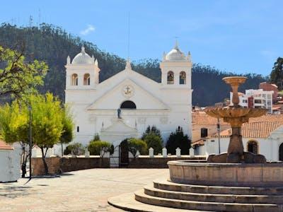 Santa Cruz – Sucre