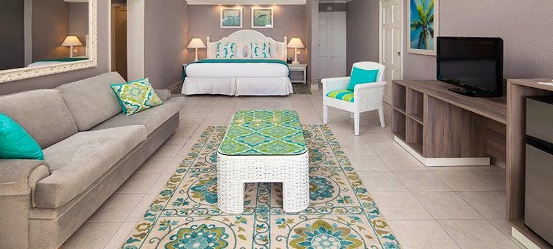 Ocean View Room at Sugar Bay, Barbados
