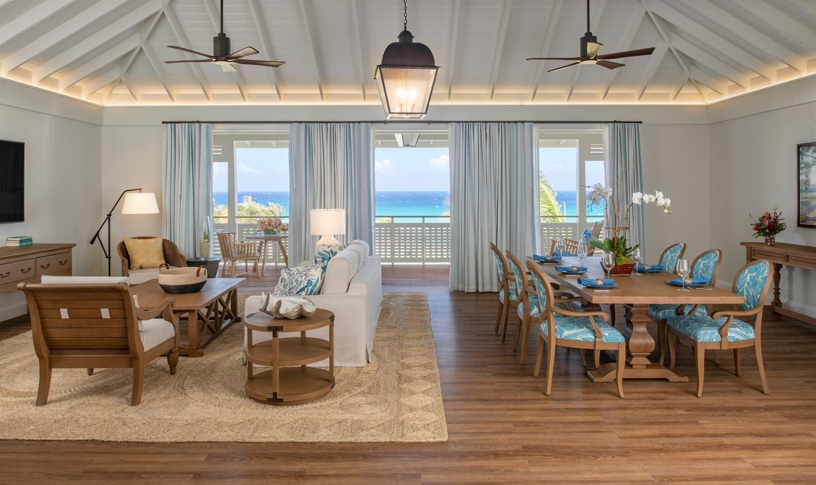 Great House Ocean Suite at Eclipse at Half Moon, Jamaica