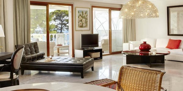 danai luxury suite and presidential suite