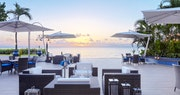 Relax on the terrace whilst watching the sun go down at The House by Elegant Hotels, Barbados