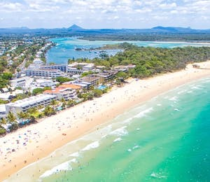 Luxury Sunshine Coast Holidays