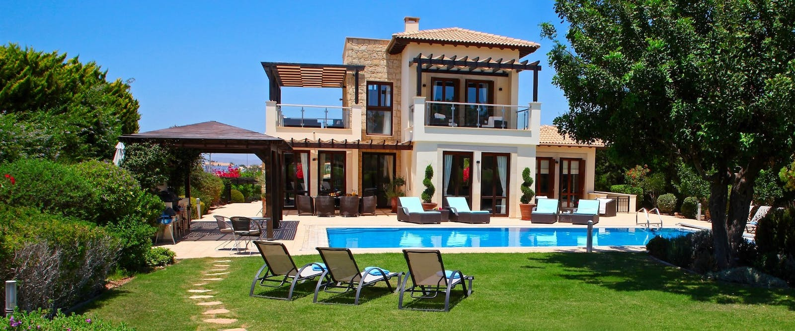 Superior Four Bed Villa at Aphrodite Hills Holiday Residences - Villas & Apartments, Paphos, Cyprus