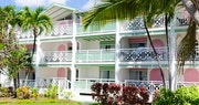 Exterior of superior studies and one bedroom suites at Bougainvillea Beach Resort, Barbados
