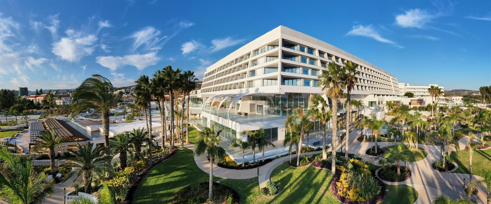 Exterior of Parklane, a Luxury Collection Resort & Spa, Limassol, Cyprus