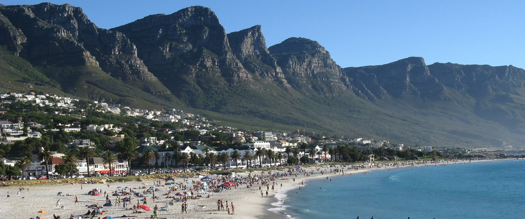 Beach at The Table Bay, Cape Town
