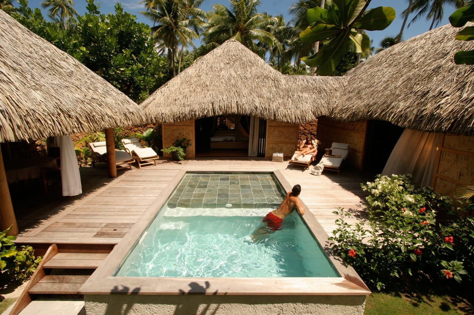 Pol Villa at Le Taha'a Island Resort & Spa, Tahiti, French Polynesia