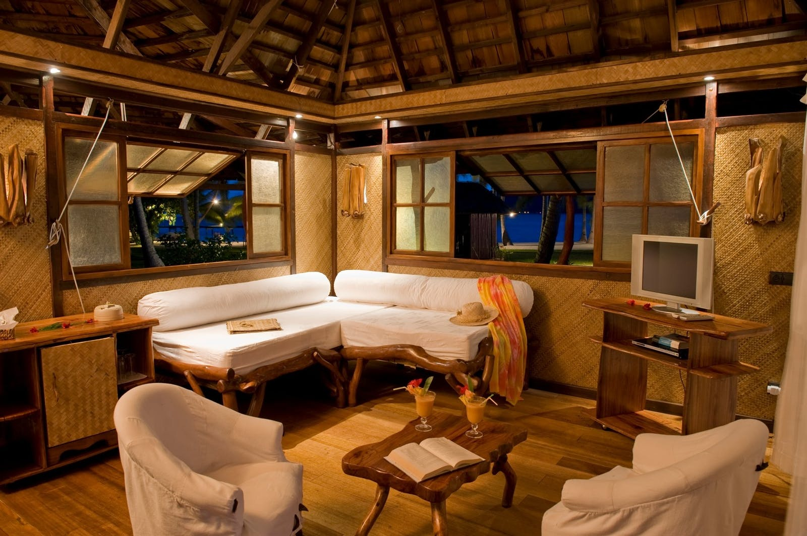 Beach Suite at Vahine Private Island Resort & Spa, French Polynesia