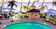Pool area at Tamarind by Elegant Hotels, Barbados