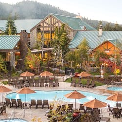 Tenaya Lodge, California