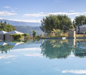 Pool at Terre Blanche Hotel Spa Golf Resort