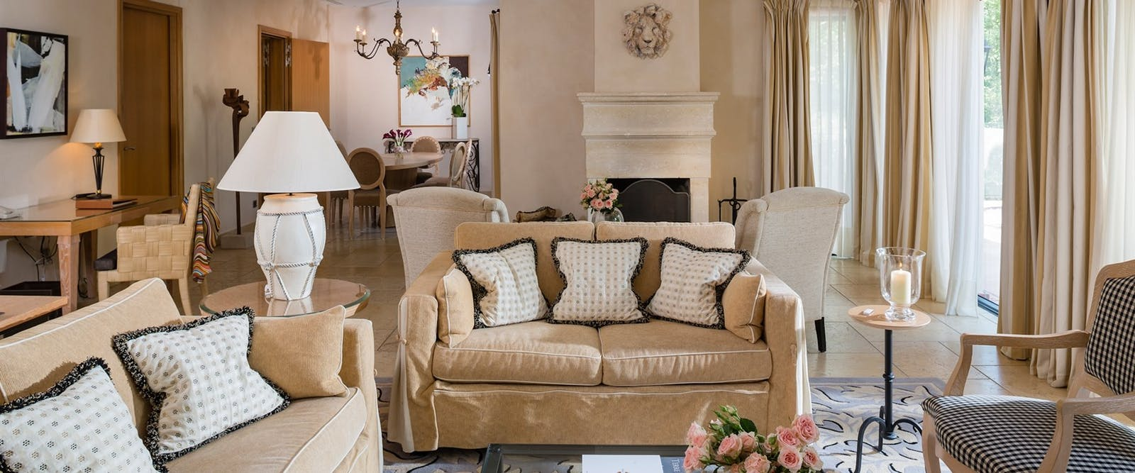Suite at Terre Blanche Hotel Spa Golf Resort, Provence, France