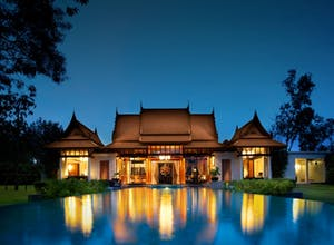 Luxury travel to Thailand