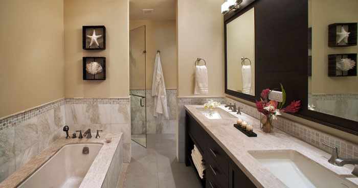 Bathroom in The Landings Resort and Spa by Elegant Hotels