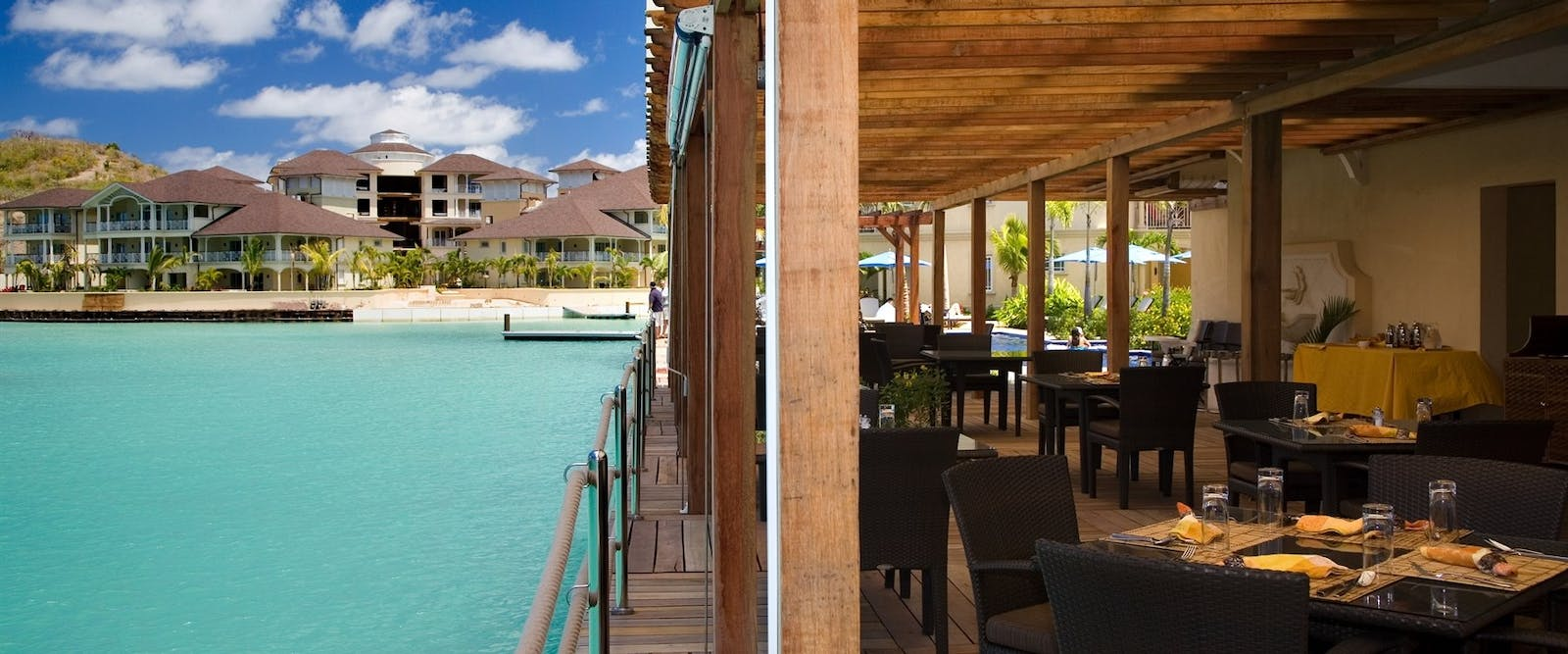 The Beach Club at The Landings Resort and Spa by Elegant Hotels, St Lucia