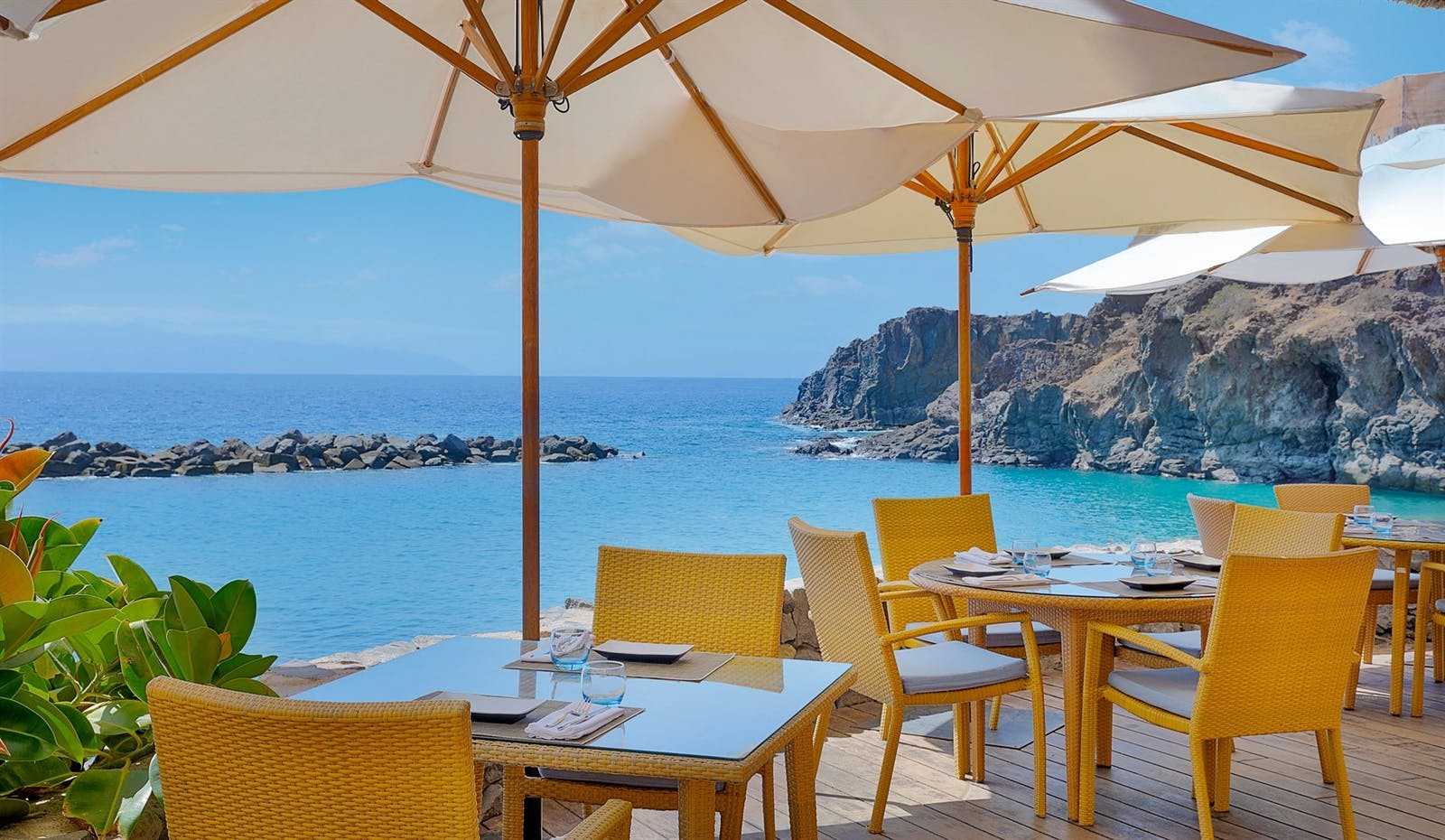 The Beach Club, The Ritz-Carlton, Abama, Tenerife