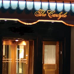 exterior at carlyle a rosewood hotel new york