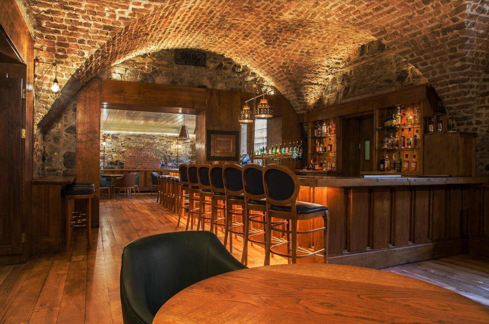 The Cellar Bar at The Merrion