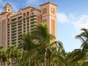Exterior of The Cove Atlantis, Bahamas