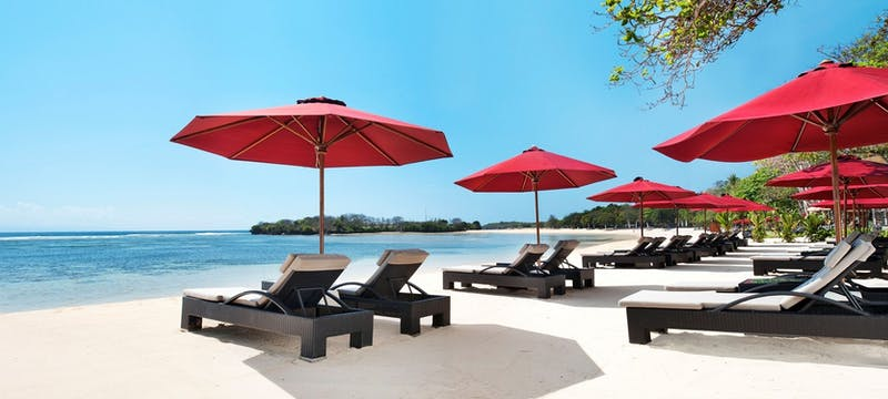 Beach at The Laguna, A Luxury Collection Resort & Spa
