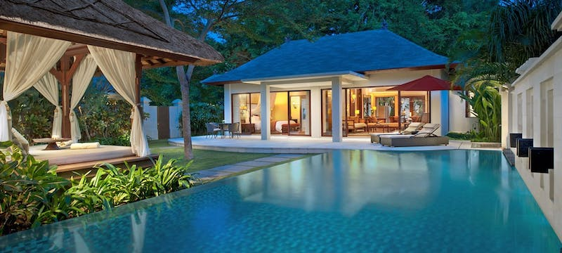 Villa with private pool at The Laguna, A Luxury Collection Resort & Spa