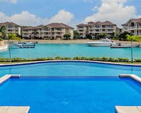 Marina Pool at The Landings Resort and Spa by Elegant Hotels, St Lucia