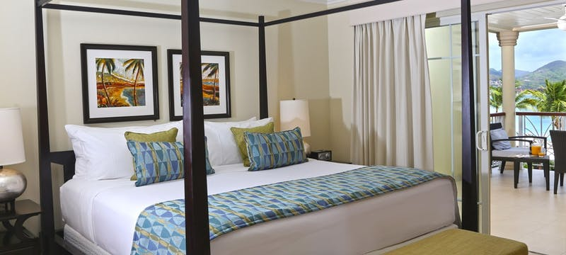Ocean View Villa Suite at The Landings Resort and Spa by Elegant Hotels