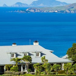 The Lodge at Kauri Cliffs, New Zealand
