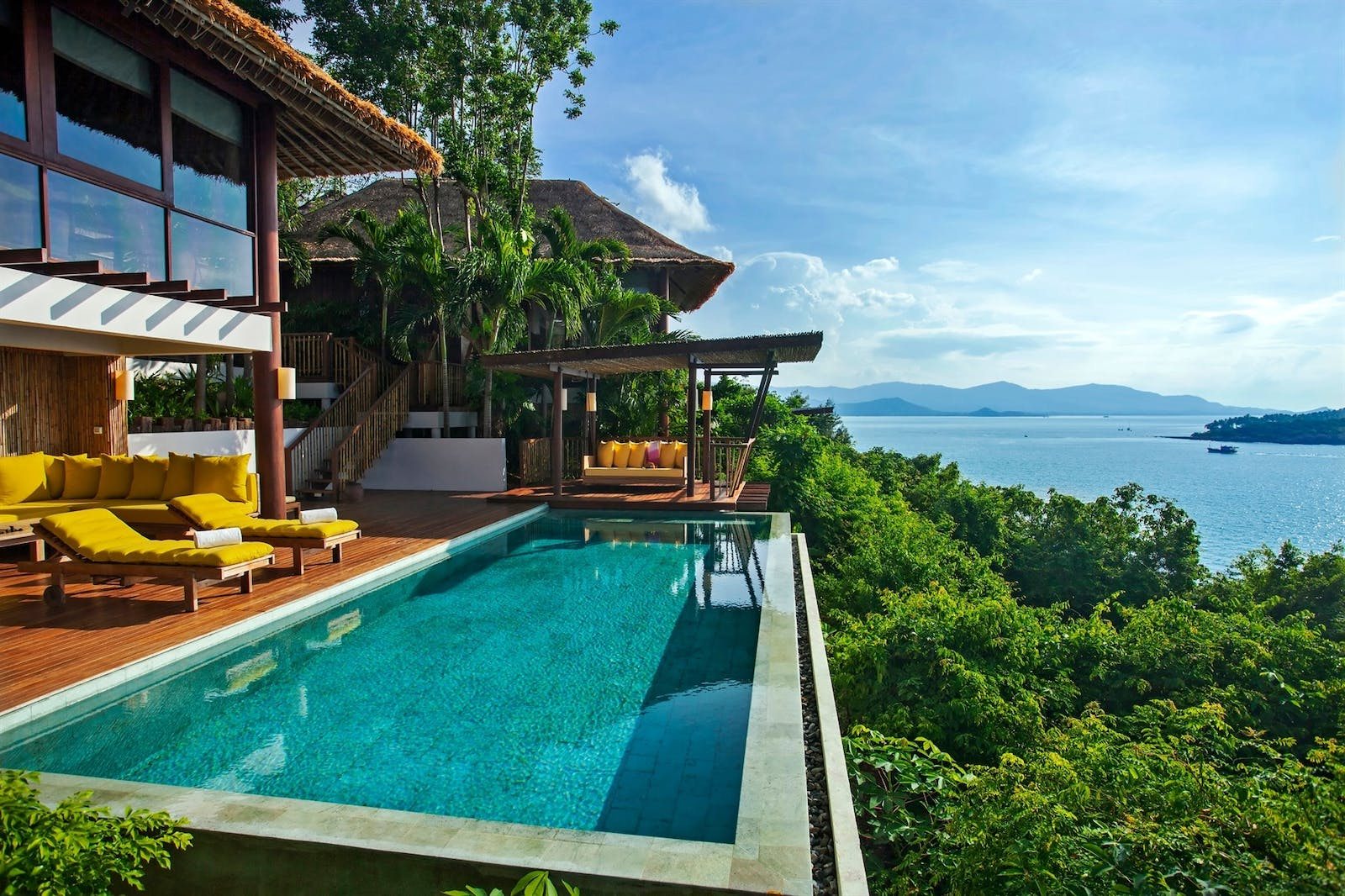 The Ocean Retreat Exterior, Six Senses Samui, Koh Samui, Thailand