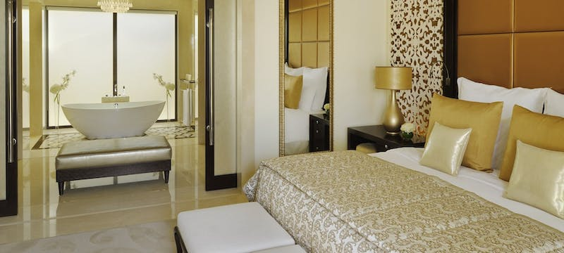 Accommodation at One&Only The Palm, Dubai