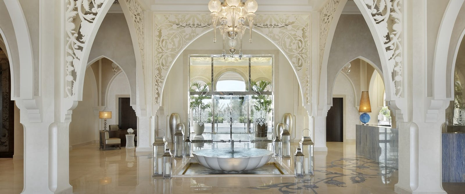 Lobby Area at One&Only The Palm, Dubai