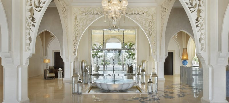 Lobby at One&Only The Palm, Dubai