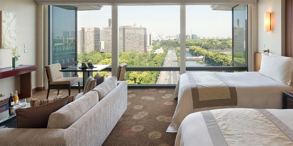 The Peninsula Tokyo Five Star City Centre Hotel Japan Itc