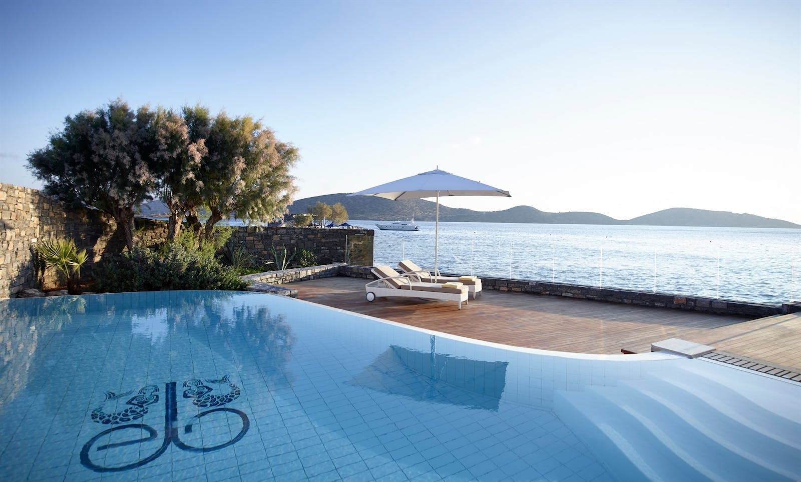 The Presidential Villa, Elounda Beach Hotel & Villas, Crete, Greece