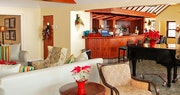 Unwind in the bar area at The Reefs Hotel & Club, Bermuda
