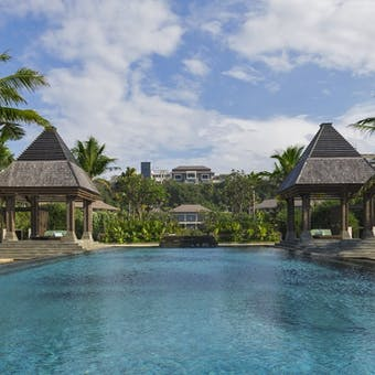 Pool at The Ritz-Carlton, Bali