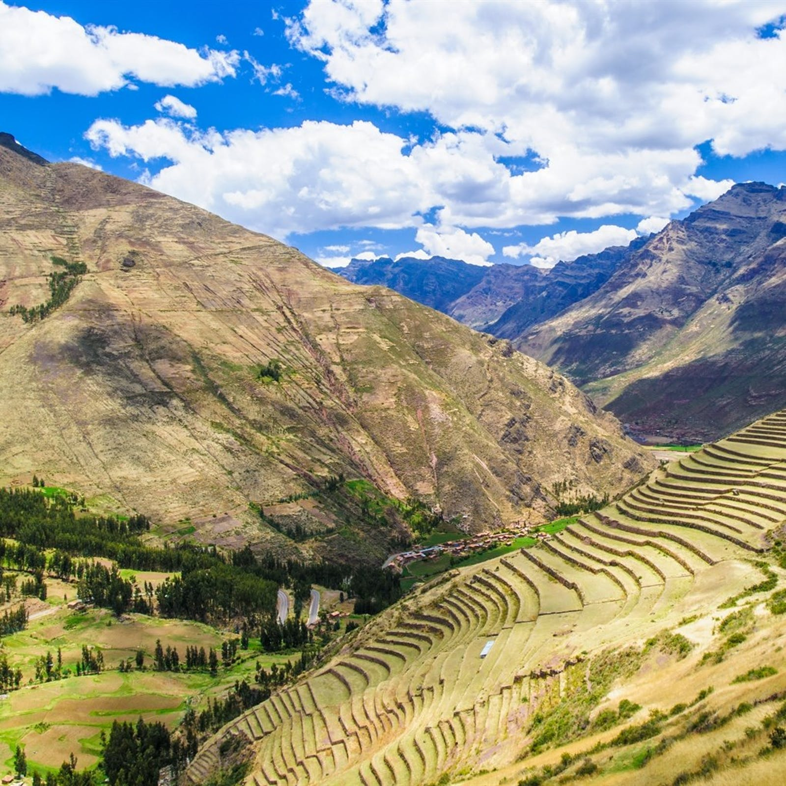 puerto maldonado -  the sacred valley
