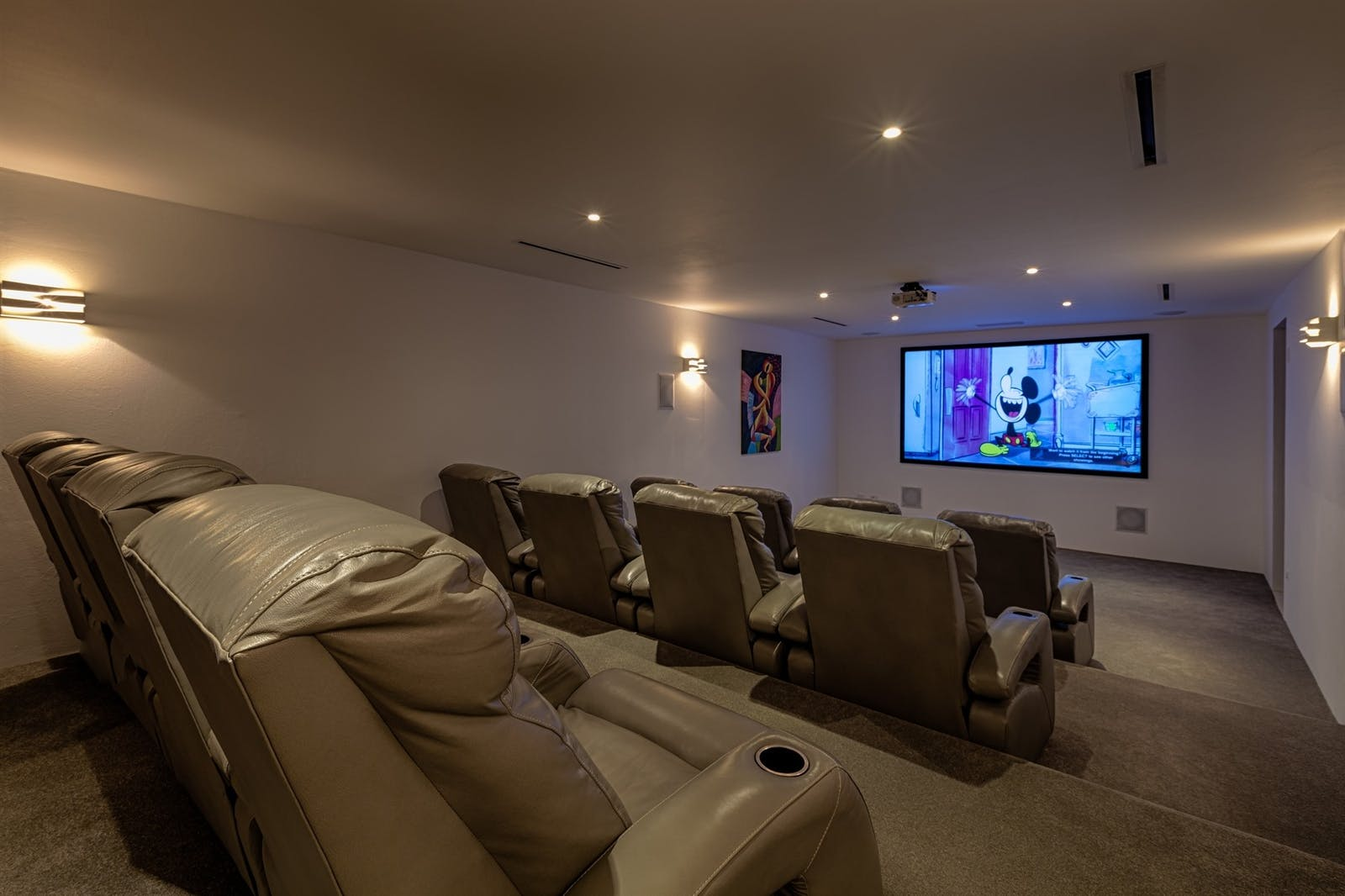 private theatre at the beach house anguilla