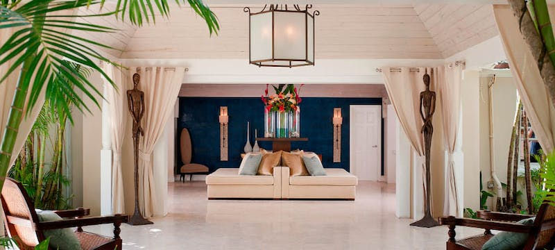 Interior of BodyHoliday, St Lucia